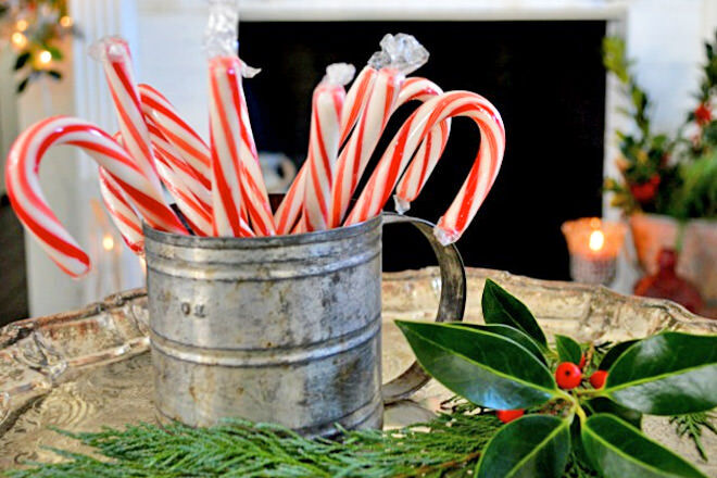 10 ways to get creative with candy canes this Christmas | Mum's Grapevine