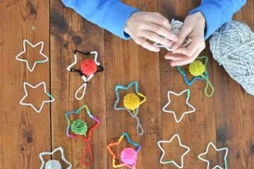 9 DIY Christmas tree ornaments you can make with the kids | Mum's Grapevine