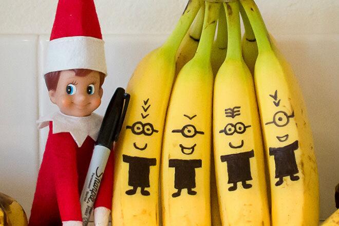 Elf on the Shelf Minions