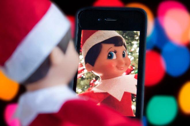 24 Hilarious Elf On The Shelf Ideas Mum S Grapevine