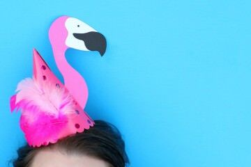 How to throw a Flamingo Party