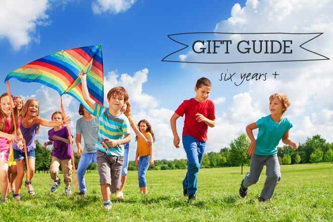 Gift Guide for six year olds