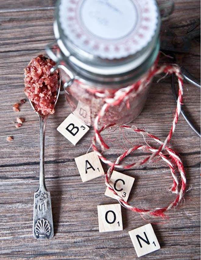DIY Gifts: Bacon Salt
