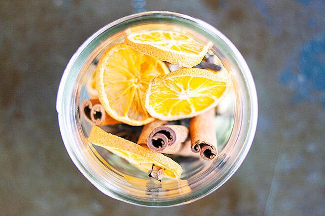 DIY Gifts: Homemade spice jar