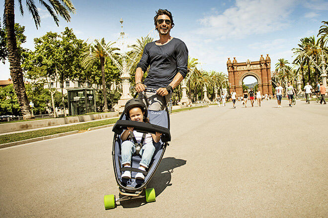 meet the quinny longboard stroller mum s grapevine