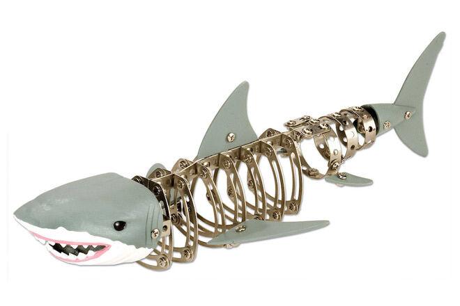 Shark construction set