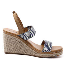 Walnut Melbourne Cindy Strap Wedge