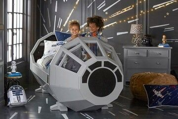 Pottery Barn Star Wars Bed