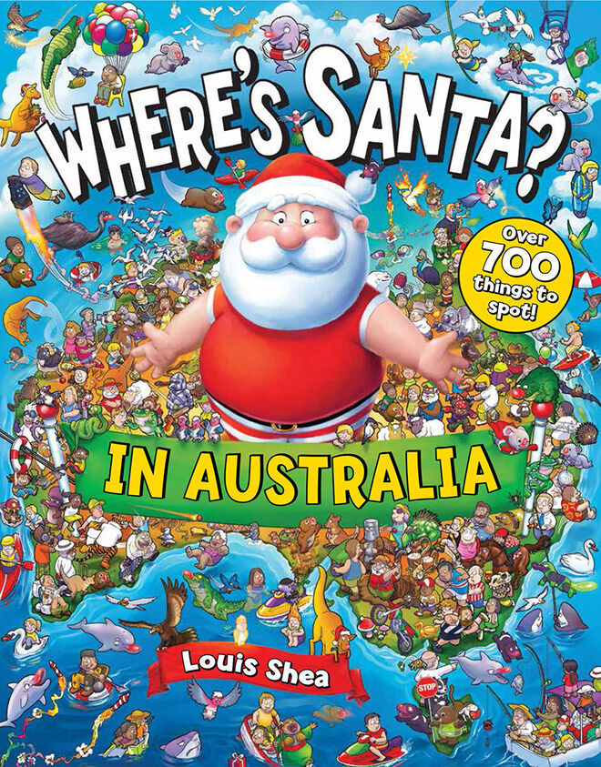Christmas In Australia Book.Top 17 Books About An Australian Christmas Mum S Grapevine