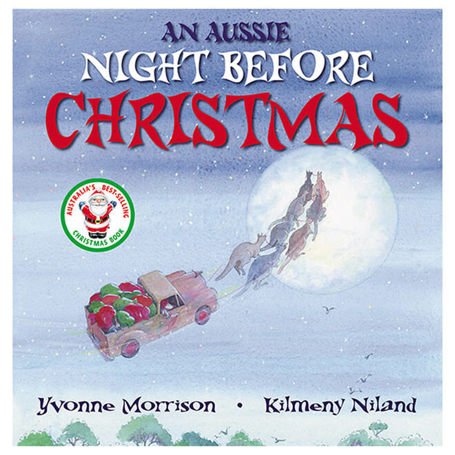 The Night Before Christmas - Aussie Christmas Books