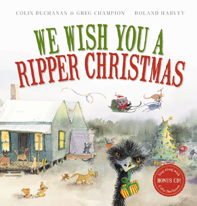 We Wish you a Ripper Christmas - Top Aussie Christmas Books