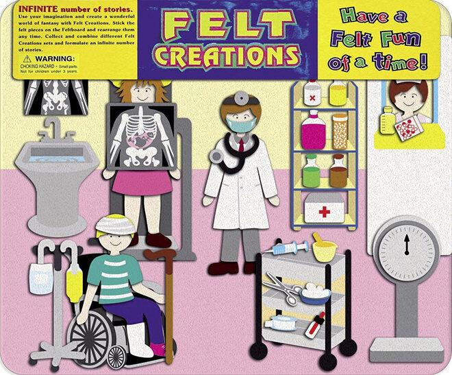 dr - felt