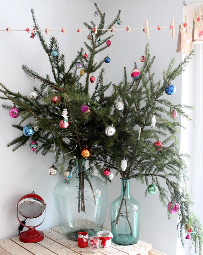 Alternatives to Christmas Trees