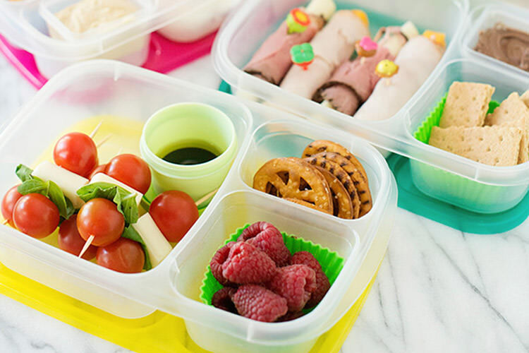 How to pack an awesome school lunch box | Mum's Grapevine
