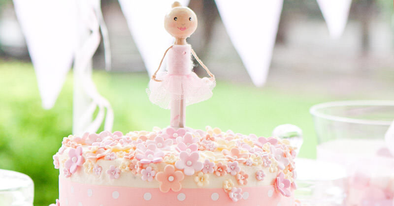17 Ballerina Cakes For Your Tiny Dancer Mum S Grapevine