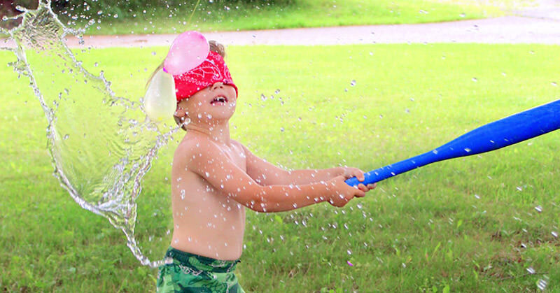 13 Water Games To Keep Kids Cool On Hot Days Mum S Grapevine