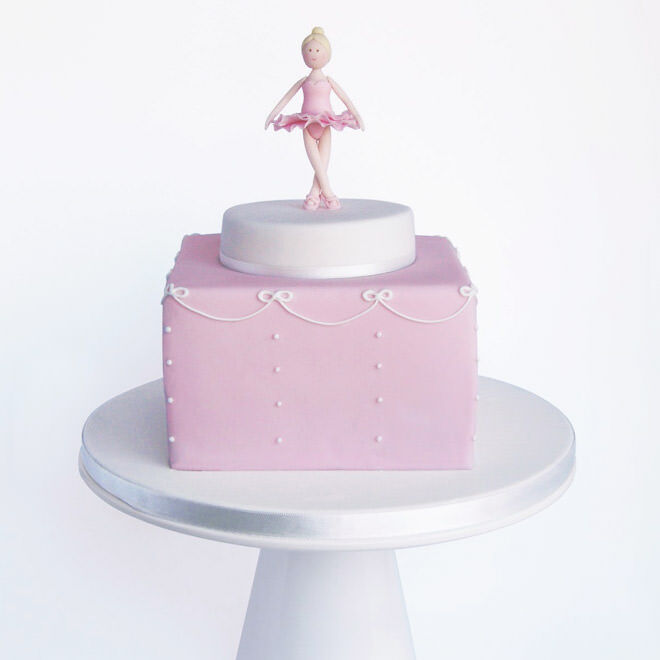 Easy Cake Decorating Ideas For Girl Birthday