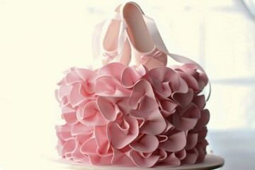 17 ballerina cakes | Mum's Grapevine