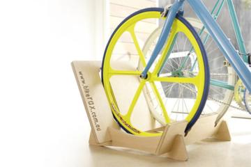 Bikerax designer bike storage