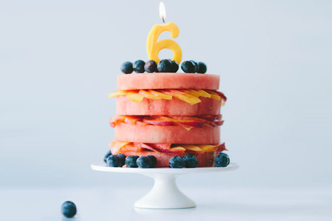 Healthy Birthday Cakes For Kids