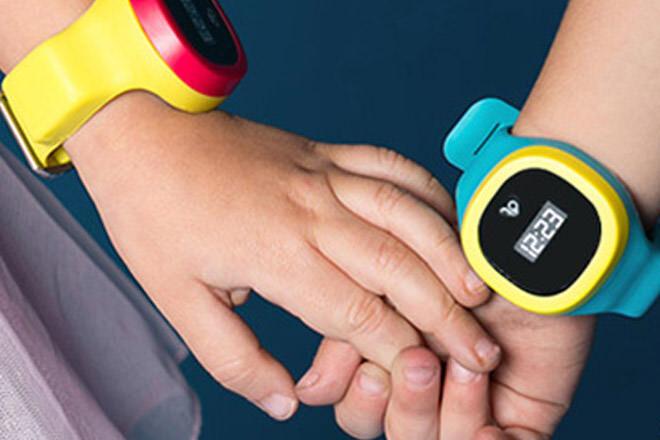 hereO GPS tracking watch kids