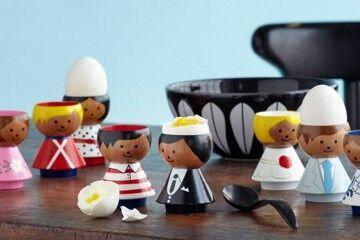 Lucie Kaas Bordfolk egg cups