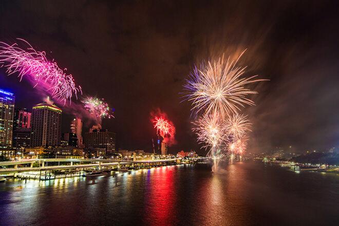 New Years Eve 2015, Brisbane