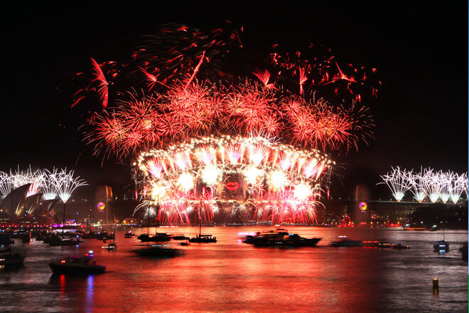New Years Eve 2015, Sydney