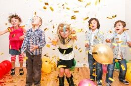 New year's eve 2016 kids activities ideas