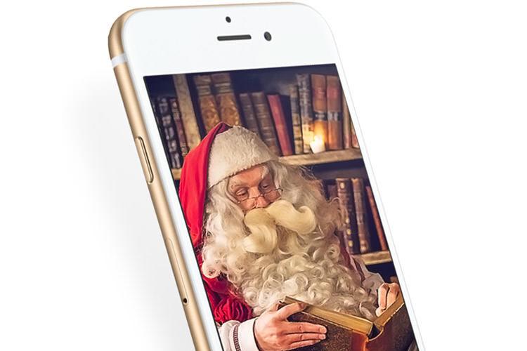 Portable North Pole app