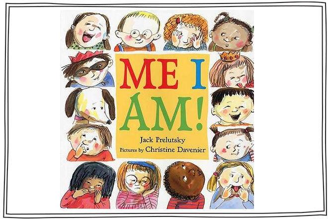 Me I AM by Jack Prelutsky