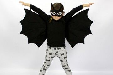 Sparrow&B costumes batty girl