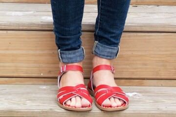 pregnancy shoes for summer