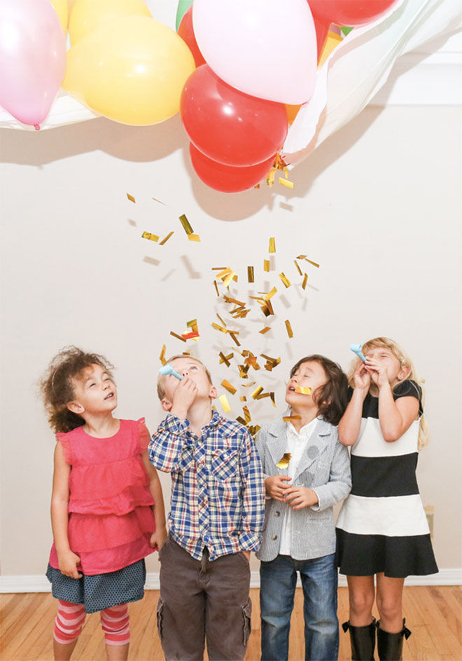 Celebrate NYE with a balloon drop