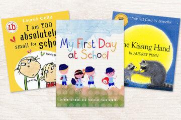 23 books about starting school | Mum's Grapevine