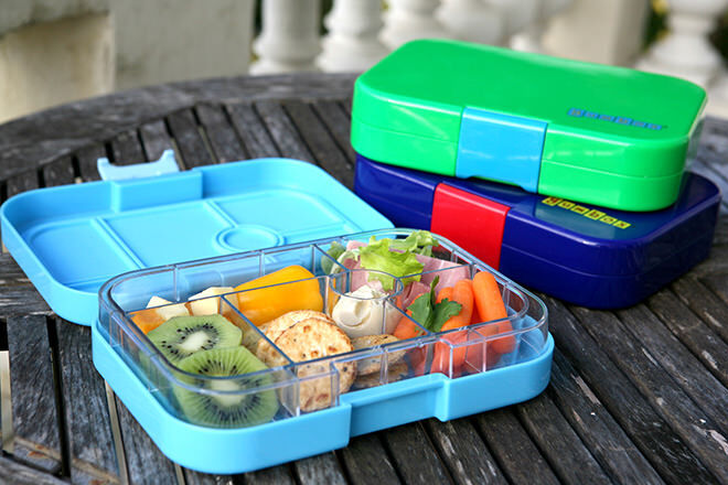 Yumbox - ways to make an awesome lunchbox