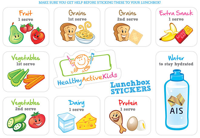 Ways to pack an awesome school lunchbox
