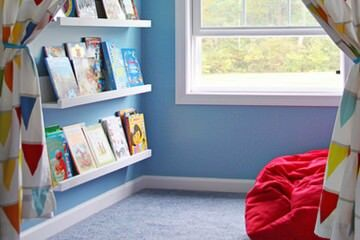 Cute reading nooks