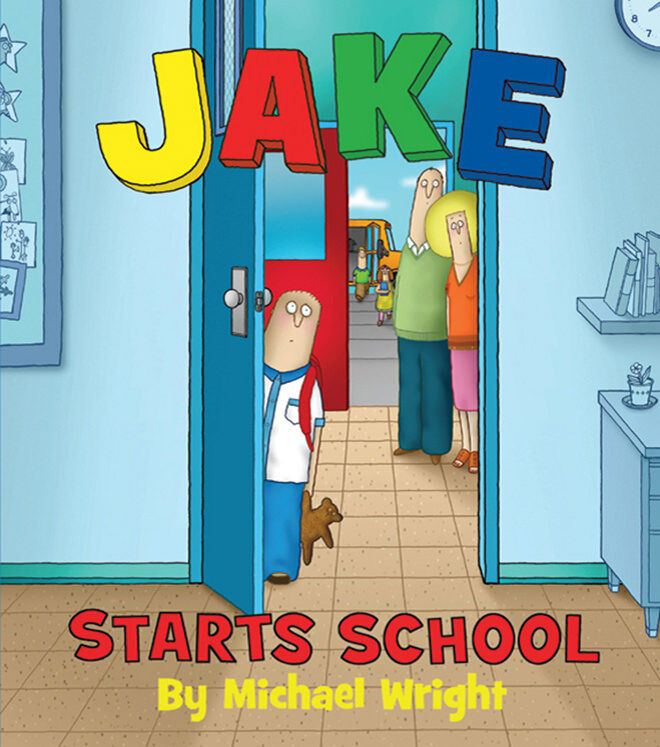 The best books to read to children about to start school