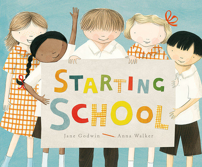 Best books to read to your child before they start school.