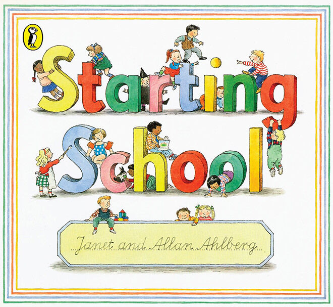 Best books to read to your child before they start school