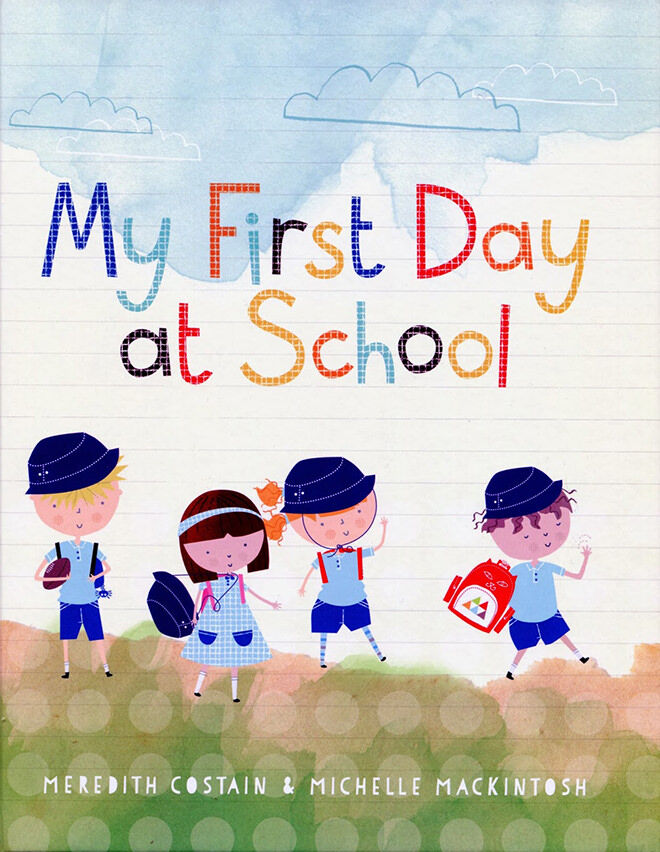Best books to read when your child is starting school.