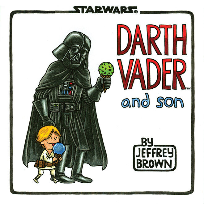 Darth Vader and Son Book - The Ultimate Star Wars Gift Guide