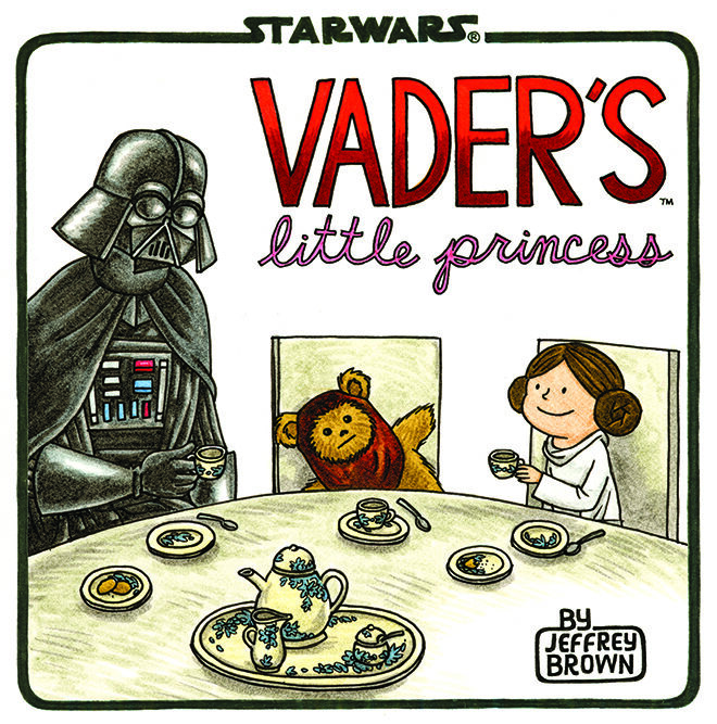 Vader's Little Princess - The Ultimate Gift Guide for Star Wars Fans