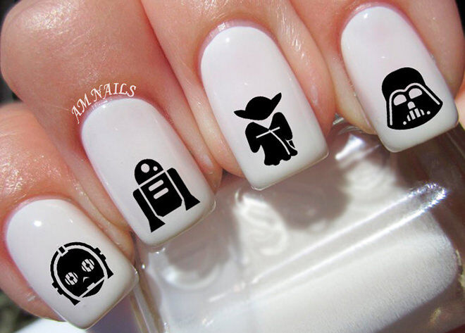 Nail decals - The Ultimate Gift Guide for Star Wars Fans