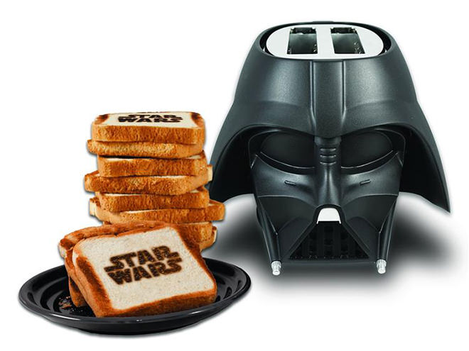 Darth Vader Toaster - The Ultimate Gift Guide for Star Wars Fans