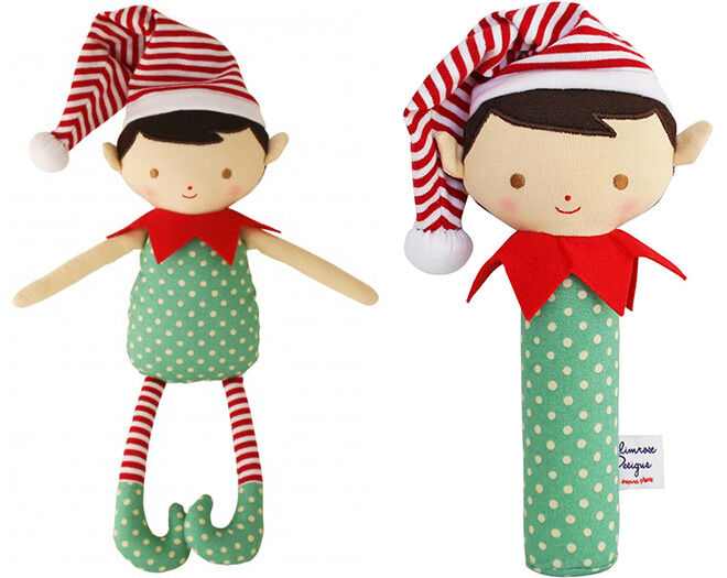Elf doll - Night Before Christmas Box