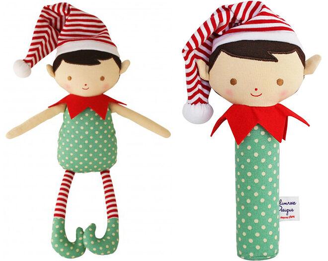 Elf doll - Night Before Christmas Box