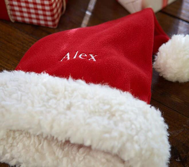 Santa hat - Night Before Christmas Box