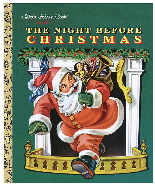 How to put together a Night Before Christmas Box